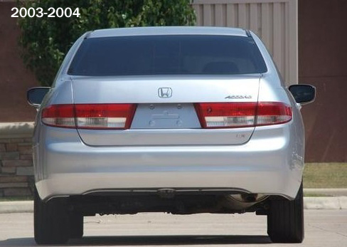 Buy Here Pay Here Car Lots Near Me >> 2003-2007 Honda Accord: Minutiae | PlaysWithCars