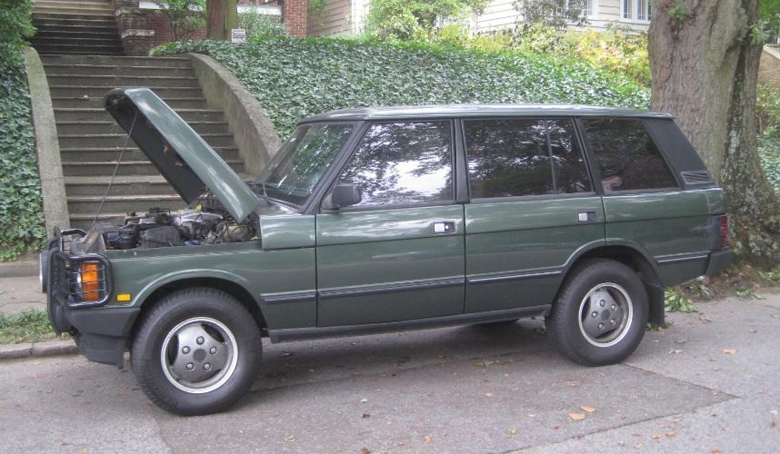 Range Rover Classic Wheels Range Rover Classic