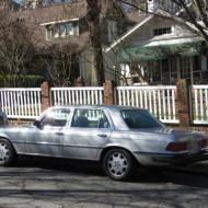Mercedes 450SEL 6.9: In The Hood