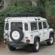 In the Hood: NA-Spec Land Rover Defender 110