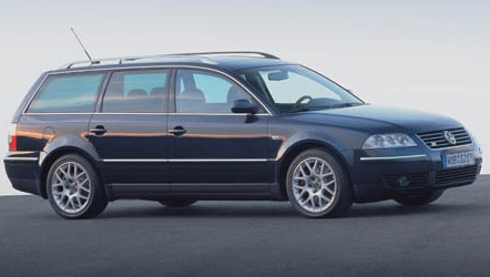 2002-2004 Volkswagen Passat W8: Used Car Reminder | PlaysWithCars