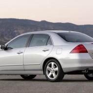 Honda Accord V6 Manual Sedan Minutiae