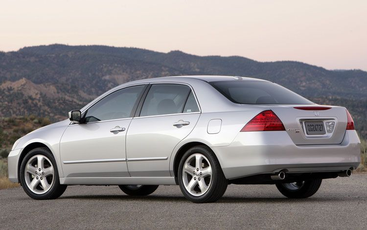 Honda Accord V6 Manual Sedan Minutiae  PlaysWithCars