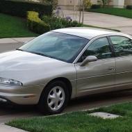 1995 Oldsmobile Aurora: GM Bad Idea