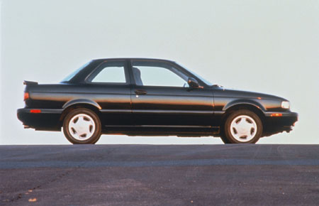 Photos 1991 nissan b13 sentra se r for sale - 1991 1994 Nissan Sentra Se R It Exists Playswithcars