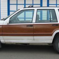 1993 Jeep Grand Wagoneer: Ridiculous Rebadge