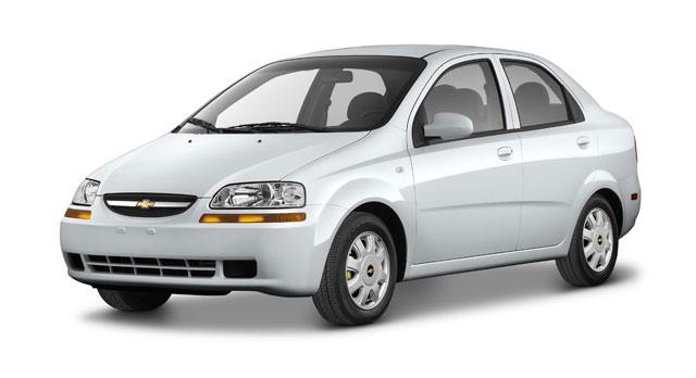 Gm Bad Idea Chevrolet Aveo Playswithcars