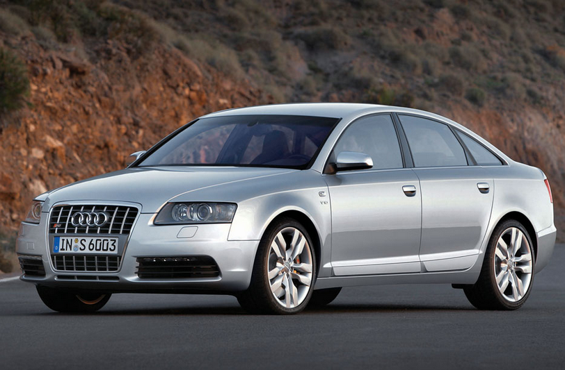 Audi S6 V10 Used Car Reminder Playswithcars