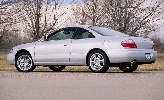 Acura CL TypeS Speed Manual Used Car Reminder PlaysWithCars - Acura type s for sale