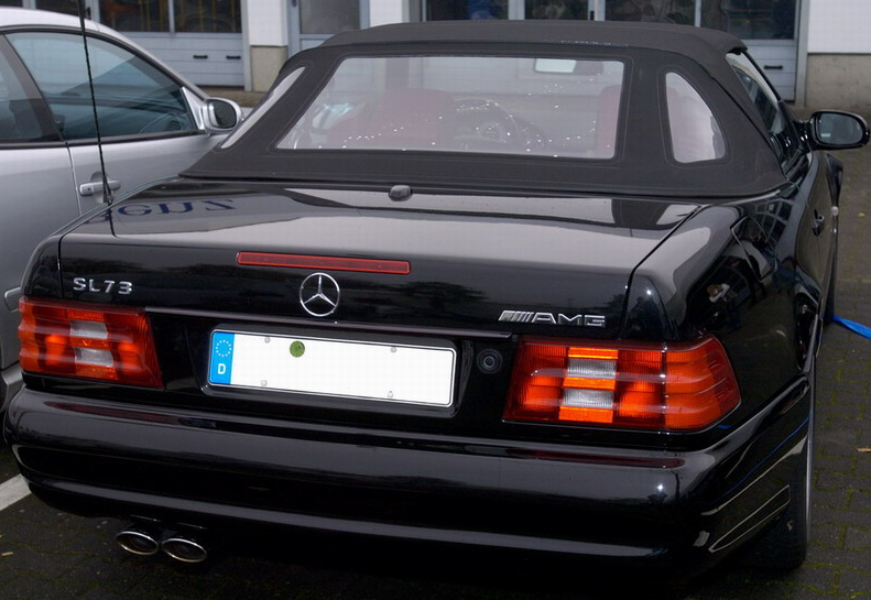 Mercedes Sl73 Amg It Exists Playswithcars