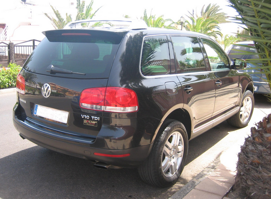 Volkswagen Touareg V10 Tdi It Exists Playswithcars