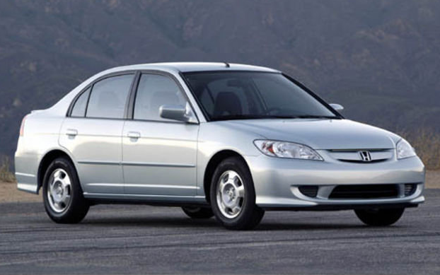 Honda Civic Hybrid Manual It Exists