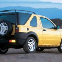 Land Rover Freelander 2-Door: It Exists