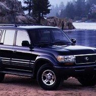 Lexus LX450: Used Car Reminder