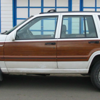 1993 Jeep Grand Wagoneer: Ridiculous Rebadge