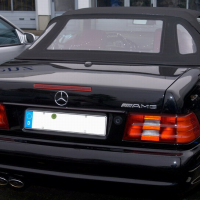 Mercedes SL73 AMG: It Exists