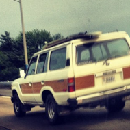It Exists: The Woody Toyota Land Cruiser