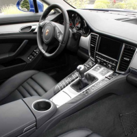Porsche Panamera Manual: It Exists