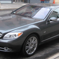 "Feature: Nothing Says ""F*** You"" Like A Mercedes-Benz CL600"