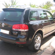 Volkswagen Touareg V10 TDI: It Exists
