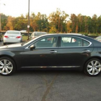 Lexus LS 600h L: Used Car Reminder