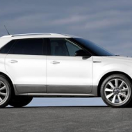 Saab 9-4X: It Exists