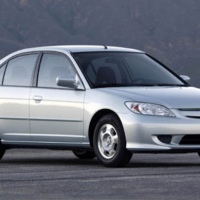 Honda Civic Hybrid Manual: It Exists