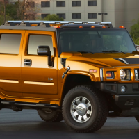 Feature: Do Hummer H2 Drivers Know How Stupid They Look?