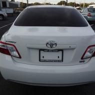2007-2009 Toyota Camry Tail Light Minutiae
