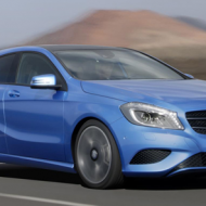 Come to America: Mercedes A-Class