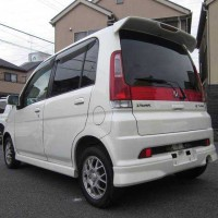 Honda Life Dunk: Named in Japan