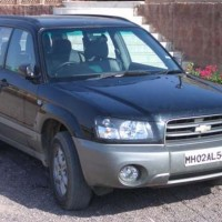 Chevrolet Forester: Ridiculous Rebadge