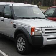 Land Rover LR3: Fender Vent Minutiae