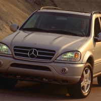 Mercedes ML55 AMG: Used Car Reminder