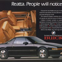 Buick Reatta: It Exists