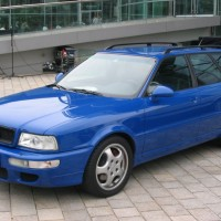 Come to America: Audi RS2
