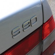Volvo S90: It Exists