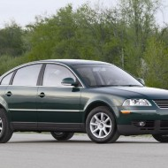 2004-2005 Volkswagen Passat TDI: Used Car Reminder