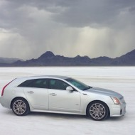 V Wagon Roadtrip: The Bonneville Salt Flats Are Awesome