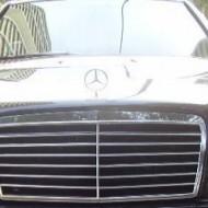 W124 Mercedes E-Class: Mirror Minutiae