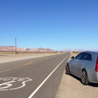 Across America In A CTS-V Wagon: Through The Desert