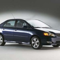 Toyota Corolla XRS: It Exists
